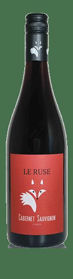 La Ruse Cabernet Sauvignon 2018 Cabernet Sauvignon 100% Cabernet Sauvignon Vin de France