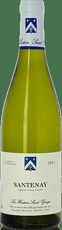 Les Heritiers Saint Genys Santenay 2014 Chardonnay