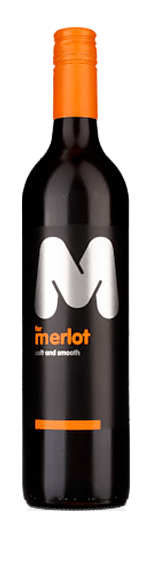 M For Merlot Letter Range 2018 Merlot 100% Merlot South Eastern Australia
