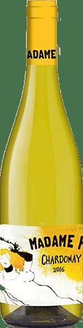 Madame F Chardonnay 2016 Chardonnay