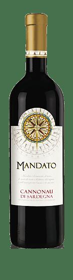 Mandato Cannonau 2018 Grenache
