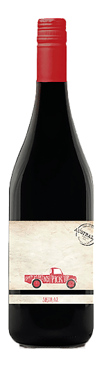 Martin's Pick Up Shiraz 2017 Shiraz-Syrah
