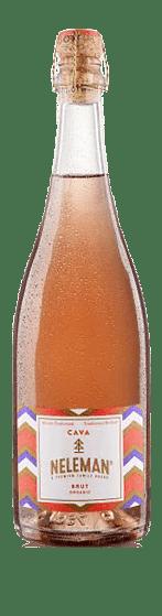 Neleman Cava Rosé Brut Garnacha 100% Garnacha Valencia