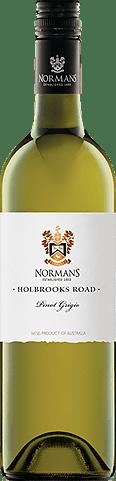 Normans Holbrooks Road Pinot Grigio 2018 Pinot Grigio