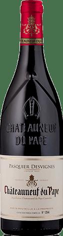 Pasquier Desvignes Châteauneuf Du Pape 2018 Shiraz-Syrah