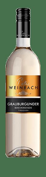 Peter Weinbach Grauburgunder Trocken 2018 Grauburgunder