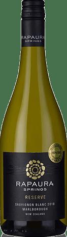 Rapaura Springs Res Sauv Blanc 2018 Sauvignon Blanc