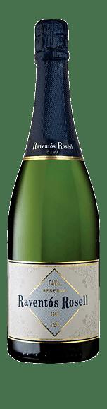 Raventós Rosell Cava Brut Reserva NV Macabeo 42% Macabeo, 37% Chardonnay, 16% Xarel-lo, 5% Pinot Noir Katalonien