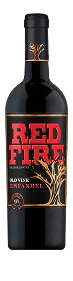 Red Fire Old Vine Zinfandel 2018 Zinfandel