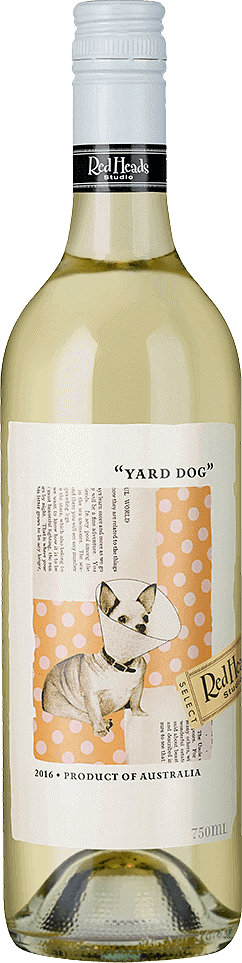 Redheads Yard Dog White 2016 Chardonnay