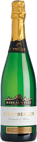 Ribeauvillé Crémant d'Alsace Giersberger Brut NV Pinot Blanc