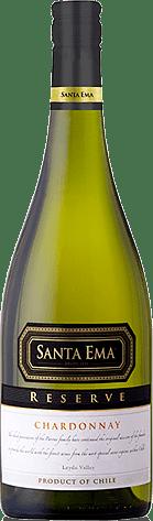 Santa Ema Chardonnay Select Terroir Reserva 2016 Chardonnay