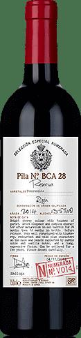 Selección Numerada v14 Rioja Reserva 2015 Tempranillo