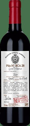 Selección Numerada v5 Rioja Gran Reserva 2005 Tempranillo