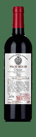 Selección Numerada v6 Rioja Crianza 2016 Tempranillo 80% Tempranillo, 10% Garnacha, 10% Graciano Rioja