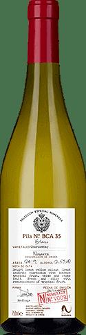 Selección Numerada v9 Navarra Chardonnay 2019 Chardonnay