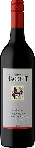 Simon Hackett Old Vine Grenache 2015 Grenache