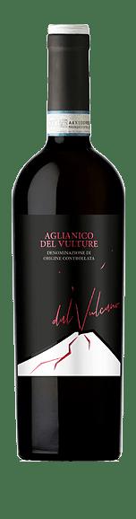 Terre del Vulcano Aglianico del Vulture 2017 (i trälåda) Aglianico 100% Aglianico Basilicata