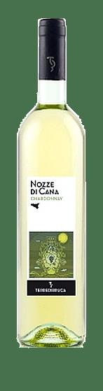 Terre di Bruca Nozze di Cana Chardonnay Sicilia 2018 Chardonnay