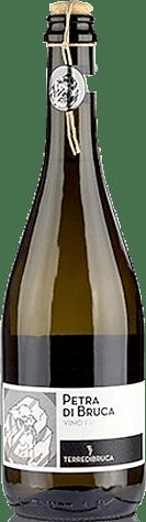 Terre di Bruca Petra di Bruca Frizzante NV Chardonnay