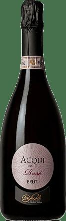 Tre Secoli Acqui Rosé Brut NV Brachetto