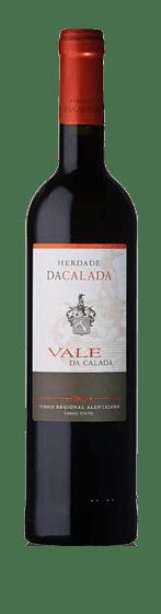 Vale da Calada Red 2017 Aragonêz Aragonez, Trincadeira, Syrah Alentejo