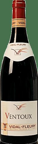 Vidal-Fleury Ventoux Rouge 2015  Grenache