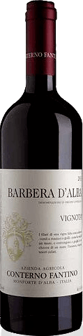Vignota Conterno Fantino Barbera d'Alba 2015 Barbera