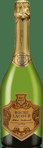 Roche Lacour Crémant de Limoux 2011 Chardonnay