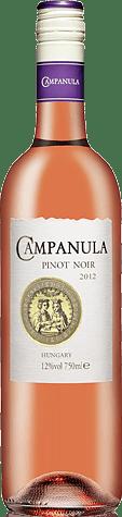 Campanula Pinot Noir Rosé 2012 Pinot Noir