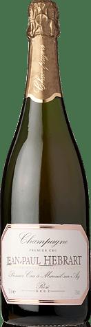 Jean-Paul Hebrart Rosé Brut 1Er Cru Chardonnay