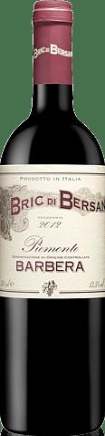 Luigi Bersano Bric Di Bersan Barbera 2012 Barbera