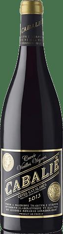 Cabalié Cuvée Vieilles Vignes 2013 Grenache