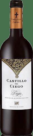 Castillo Del Ciego Rioja Tempranillo