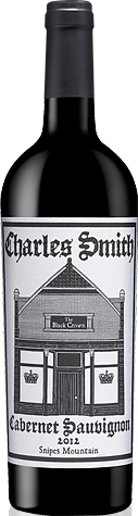 Charles Smith Black Crown Cabernet Sauvignon 2012 Cabernet Sauvignon