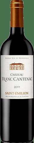 Château Franc Cantenac 2011 Merlot