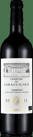 Château Caraguilhes Prestige Rouge 2012 Blend