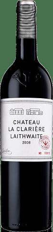 Château La Clarière Laithwaite 2008 Merlot