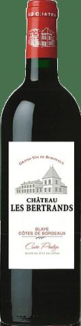 Château Les Bertrands Prestige Rouge 2011 Merlot