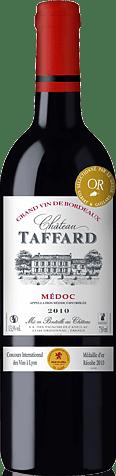 Château Taffard de Blaignan 2010 Merlot