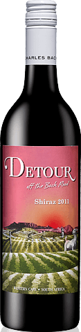 Detour Shiraz 2011 Shiraz-Syrah