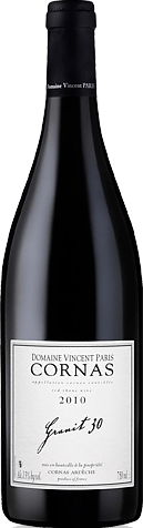 Domaine Vincent Paris Cornas 2010 Shiraz-Syrah