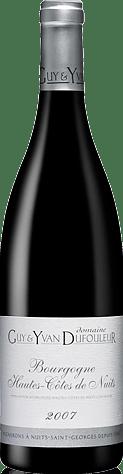 Domaine Guy & Yvan Dufouleur Bourgogne Hautes-Côtes de Nuits 2007 Pinot Noir