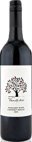 Family Tree Shiraz 2012 Shiraz-Syrah