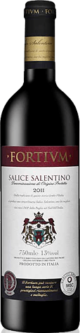 Fortium Salice Salentino DOC 2011 Negroamaro