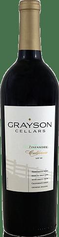 Grayson Cellars Zinfandel 2012 Zinfandel