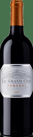 Le Grand Chai Pomerol 2009 Blend