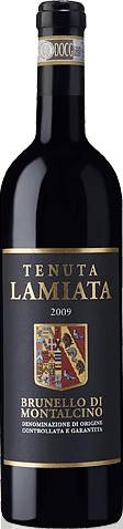 Tenuta Lamiata 2009 Sangiovese