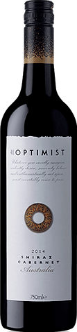 The Optimist Shiraz Cabernet 2014 Cabernet Sauvignon