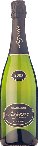 Ariston Aspasie Brut Millésimé 2008 Chardonnay
